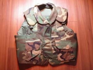 U.S.Body Armor Fragmentation ProtectiveVest sizeXL