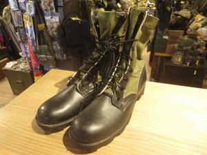 U.S.Boots Combat Tropical 1968年 size7N new
