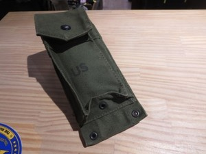 U.S.pocket Ammunition Mag M14 Rifle 1967年 used?