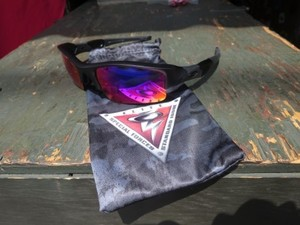 "U.S.Oakley Sunglasses""SI FLAK JACKET XLJ""used"