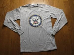 U.S.NAVY T-Shirt longSleeves sizeS used