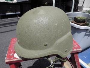 U.S.Helmet PASGT 1986年 sizeM used