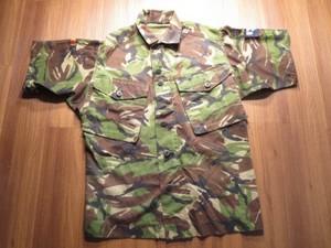 U.K.Combat Shirt LightWeight size170/88 used