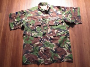 U.K.Combat Shirt Light Weight size170/88 used