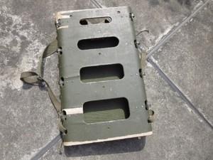 U.S.Pack Board Plywood 1944年 used