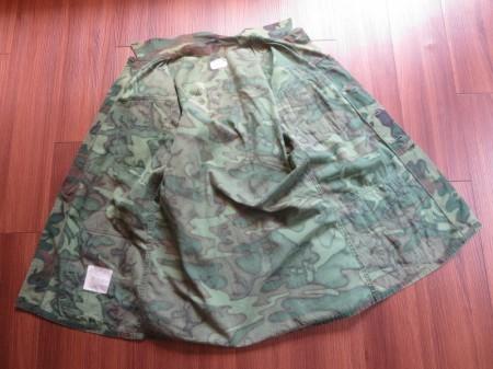 U.S.MARINE CORPS CoatCamouflage 1969年sizeS-Regular