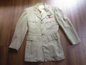 U.S.NAVY Dress Uniform 1940-50年代頃 sizeS? used