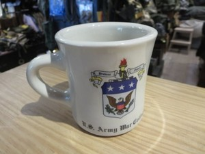 "U.S.ARMY Mug ""Army War College"" used"