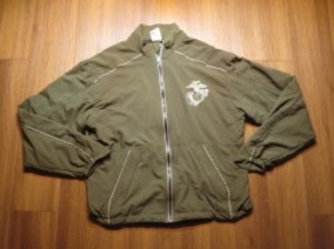 "U.S.MARINE CORPS Jacket ""New Balance"" sizeS used"
