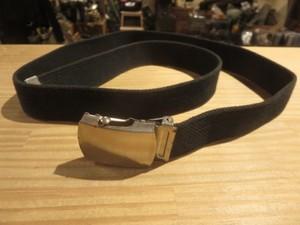 U.S.NAVY Web Belt Cotton 約109cm used