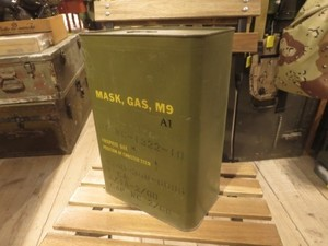 U.S.M9A1 Gas Mask 1950年代頃 new