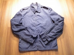 U.S.AIR FORCE Utility Jacket 1977年 size36XL used
