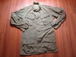U.S.Coat Cotton Poplin 1968年 sizeS-Long used