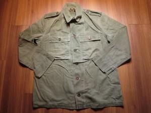 Holland Field Shirt HBT 1959年 sizeM~L used