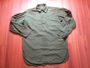 Sweden M-55 Shirt Utility size39 (M?) used