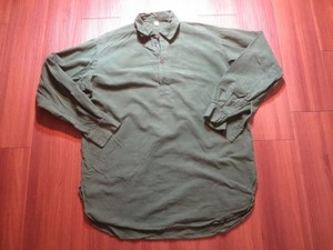 Sweden M-55 Shirt Utility size41 (L?) used