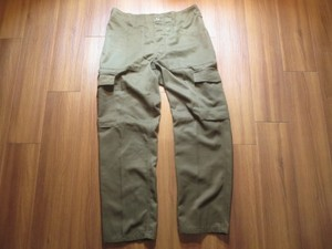 Austria Field Trousers Light Weight 1993年 size84cm