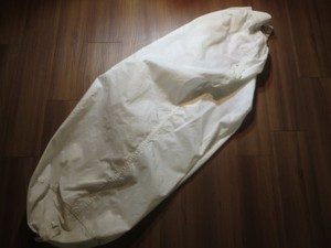 U.S.NAVY Laundry Bag 100% Nylon used