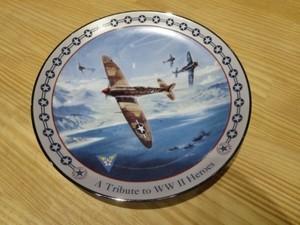 "U.S.Decorative Art Plate ""Bradford Exchange""1994年"