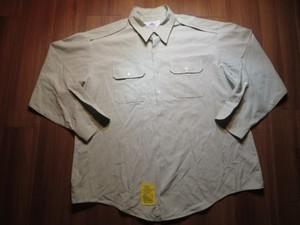 U.S.ARMY Shirt AG415 1996年 size18 1/2 used