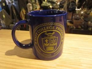 "U.S.NAVY Mug ""NAVY COLLEGE PROGRAM"" used"