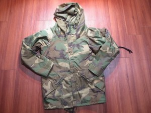 U.S.Extended Cold Weather Parka sizeS-R used