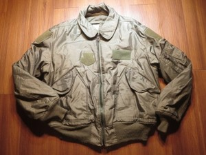 U.S.AIR FORCE Jacket CWU-45/P 2009年 sizeXL used