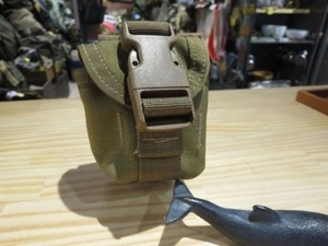 U.S.Pouch M67 Grenade Coyote new?