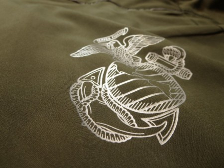 "U.S.MARINE CORPS Athletic ""NEWBALANCE"" sizeS-Long"