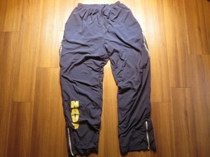 U.S.NAVY Trousers Running Athletic sizeM-R used