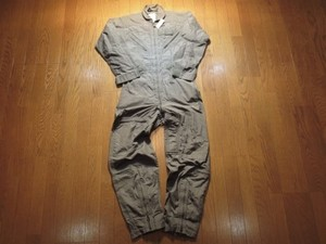U.S.AIR FORCE Coveralls CWU-27/P Women size36WRnew