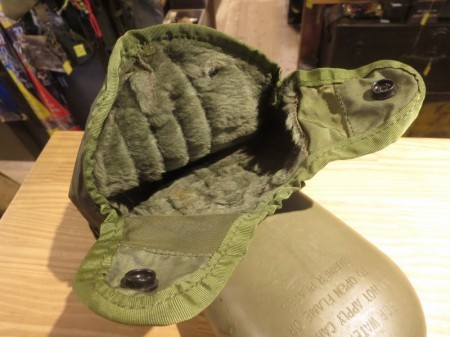 U.S.Canteen with Cover 1960年代 used