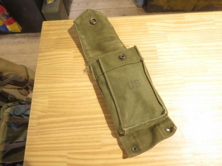 U.S.pocket Ammunition Mag M14 Rifle 1960年代 used