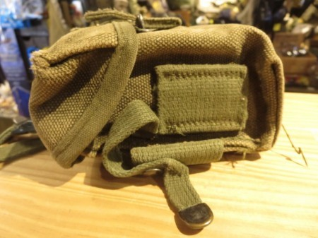 U.S.Pouch SMALL ARMS AMMUNITION 30RD 1960年代 used