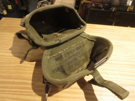 U.S.Pouch SMALL ARMS AMMUNITION 20RD 1960年代 used