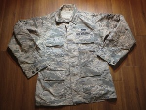 U.S.AIR FORCE Coat Utility ABU size34? used