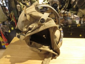 U.S.NAVY Helmet Flight Deck size7 1/2 used