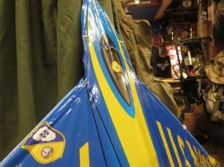 "U.S.NAVY ""BLUE ANGELS"" Kite new"