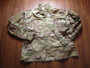 U.S.ARMY Combat Uniform OCP sizeL-R used