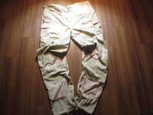 U.S.Trousers Combat 3color Desert sizeXXL-XXLong