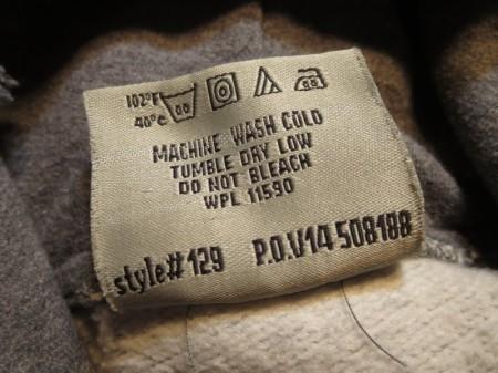U.S.MARINE CORPS Hooded Parka sizeS used