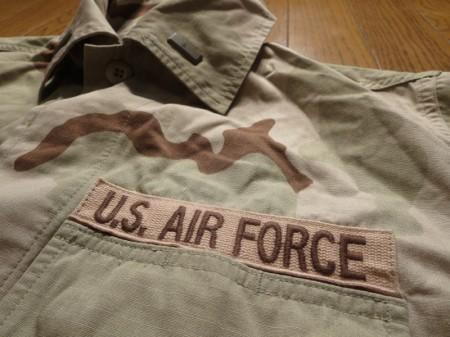 U.S.AIR FORCE Coat 3Color 1997年 sizeS-XS used