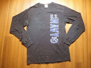 "U.S.NAVY T-Shirt ""USS KEARSARGE LHD-3?"" sizeS used"