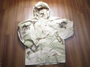 U.S. Gore-Tex Parka 3Color sizeM-Regular used