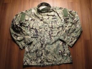 U.S.NAVY Blouse Working Uniform TypeⅢ sizeS used