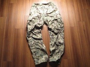 U.S.NAVY Trousers Working Uniform TypeⅢ sizeS used