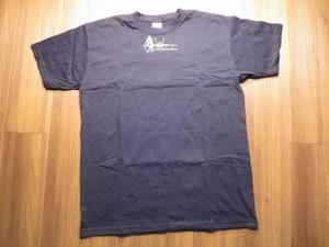 "U.S.NAVY T-Shirt""VFA-154 BLACK KNIGHTS"" sizeM new"