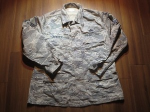 U.S.AIR FORCE Coat Utility ABU size46R used