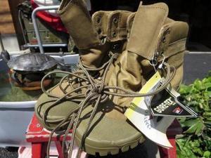 "U.S.Boots""Belleville Combat Gore-Tex""size7.5R new"