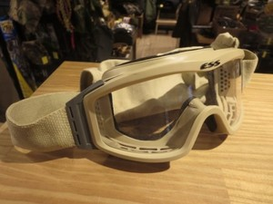 "U.S.ARMY Goggles ""ESS"" used"